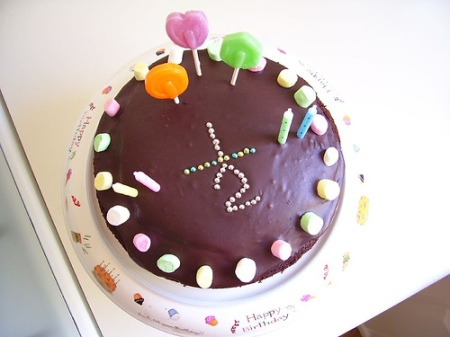 Half Year Cake